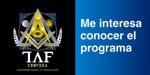 Programa Distribuidores Cerveza TAF