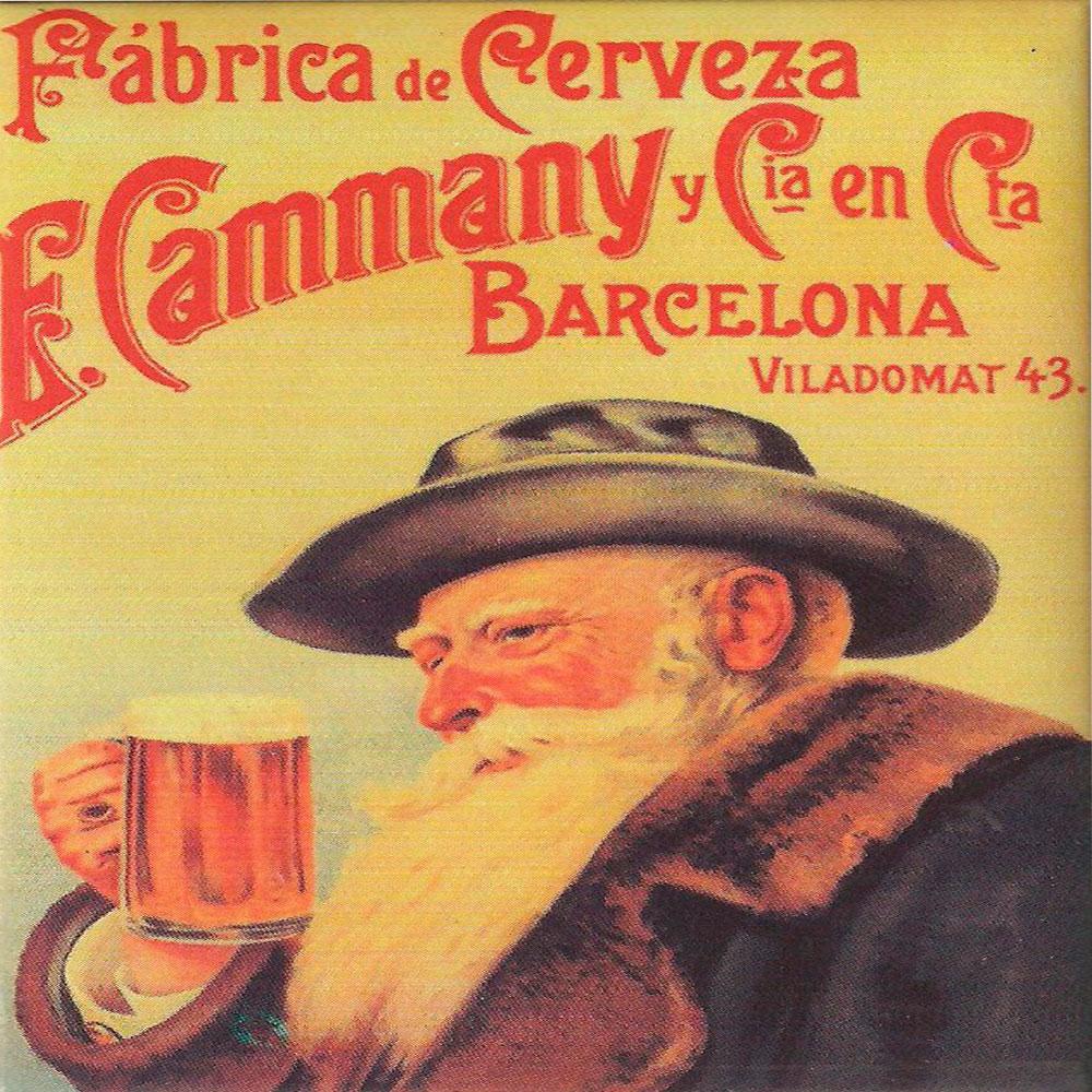 Aparición de la cerveza lager