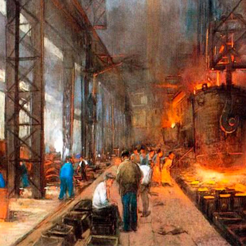 Revolución industrial y la cerveza