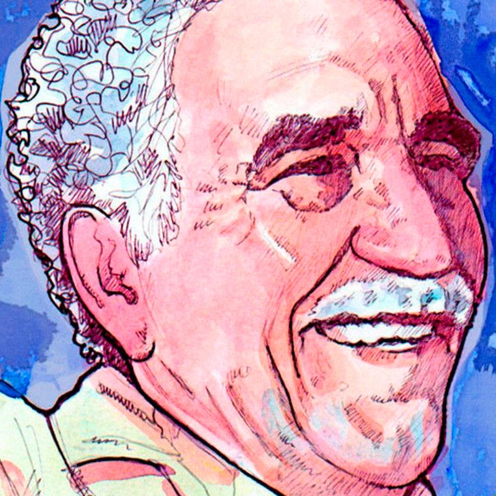Gabriel Garcia Marquez -cerveza homenaje