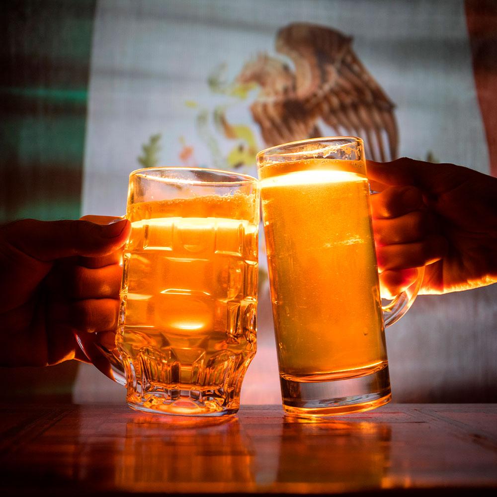 México, principal exportador de cerveza